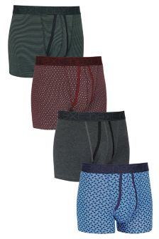 Pattern A-Fronts Four Pack