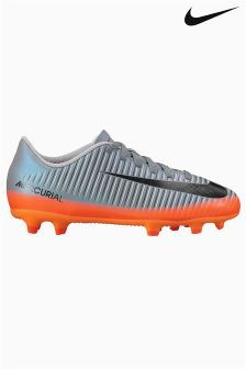 Nike Grey Mercurial VRX3 CR7