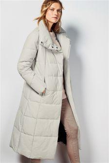 Long Duvet Jacket