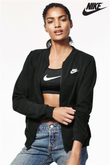 Nike Black Fleece Bomber