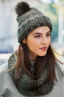 Striped Snood
