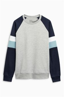 Raglan Crew Sweat