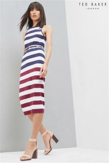 Ted Baker Stripe Yuni Bodycon Dress