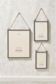 Grey Metal Frames