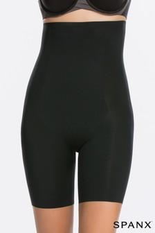 Spanx® Black High Waist Shorts