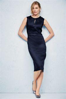 Premium Linen Blend Dress