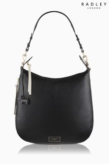 Radley® Black Pudding Lane Large Zip Top Hobo