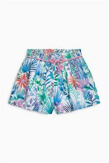 Floral Shorts (3mths-6yrs)