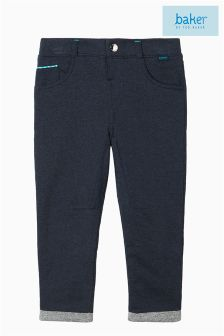Baker by Ted Baker Blue Casual Trouser