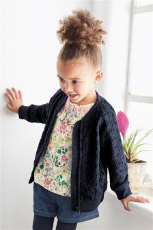 Lace Bomber (3mths-6yrs)