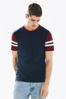 Arm Stripe T-Shirt