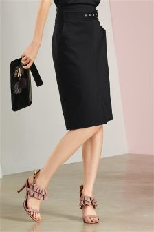Black Skirts for Women | Long & Short Black Skirts | Next