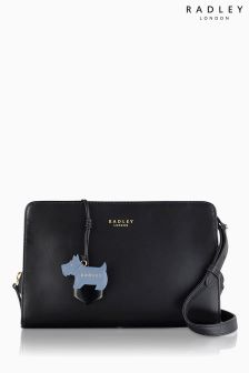 Radley® Black Liverpool Street Cross Body Bag