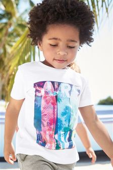 Surf Waves T-Shirt (3mths-6yrs)