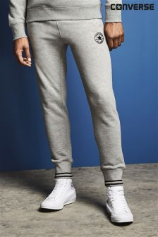 Converse Grey Tipped Cuff Jogger