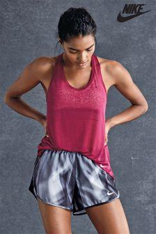 Nike Purple Breathe Running Tank