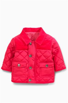 Quilted Jacket (0mths-2yrs)