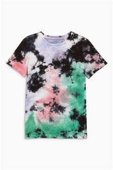 Tie Dye T-Shirt (3-16yrs)