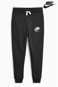 Nike Black Gym Vintage Pant