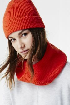 Rib Knit Snood