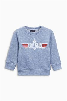 Top Gun Crew Neck (3mths-6yrs)