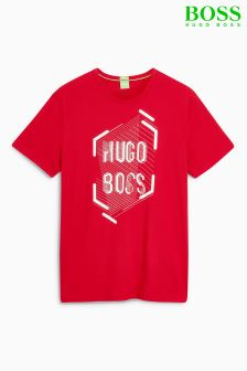 Boss Green Graphic T-Shirt
