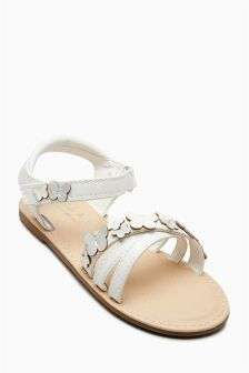 Butterfly Sandals (Younger Girls)