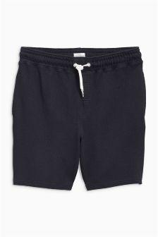 Piqué Jersey Shorts