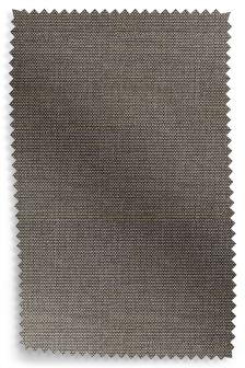 Textured Plain Light Brown Fabric Roll