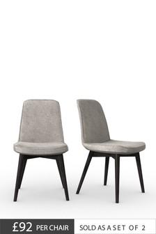 Set Of 2 Kenton Dining Chairs