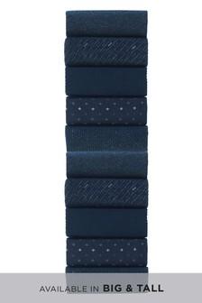 Mixed Pattern Socks Ten Pack