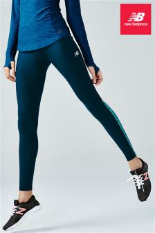 New Balance Black Accelerate Tight