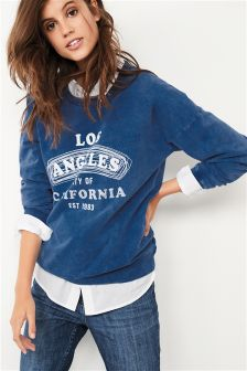 Los Angeles Sweater