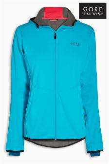 Gore Scuba Blue Element Lady WS SO Hoody