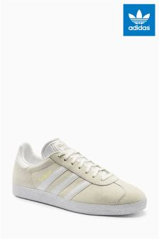 adidas Originals Off White Gazelle