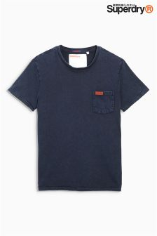 Superdry Washed Pocket T-Shirt