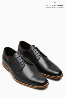 Slim Plain Derby