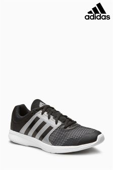 adidas Black/Grey Essential Fun 2