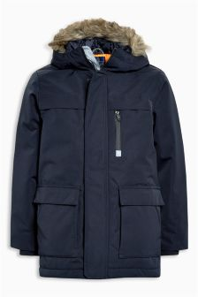 Boys Coats & Jackets | Winter Coats, Baseball Jackets, Gilets ...