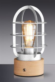 Aksel Caged Table Lamp