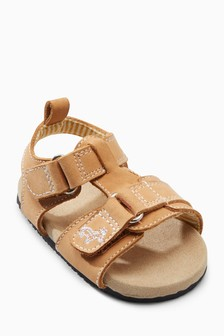 Pram Footbed Sandals (Younger Boys)