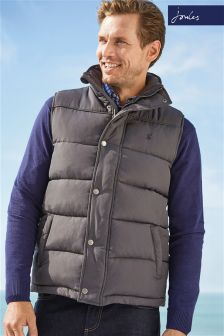 Joules Grey Trail Gilet