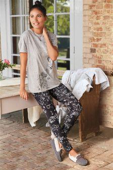 Doddle Print Pyjamas