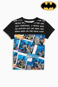 Batman® Comic Strip T-Shirt (3-14yrs)