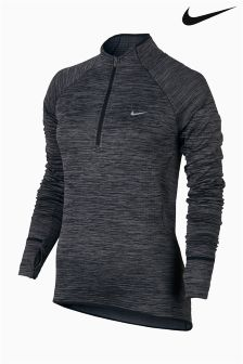 Nike Black Sphere Element Running Top