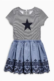 Star Dress (3mths-6yrs)