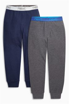 Waffle Joggers Two Pack (3-16yrs)
