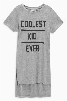 T-Shirt Dress (3-16yrs)