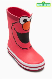 Elmo Wellies (Younger Boys)