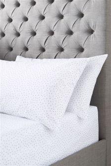 Cotton Rich Printed Sheet Set